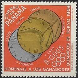 786.- sport- Olympijské hry Tokio ,**, Panama,