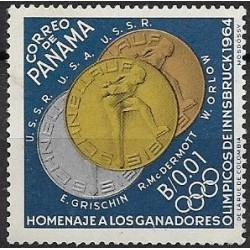 768.- sport- Olympijské hry Tokio ,*, Panama,