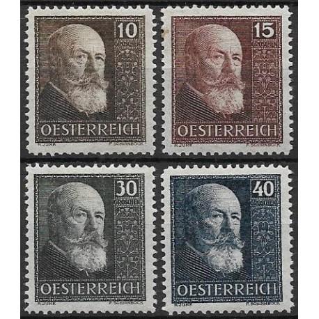 494- 497./4/, 10 let Rakouské republiky,*,