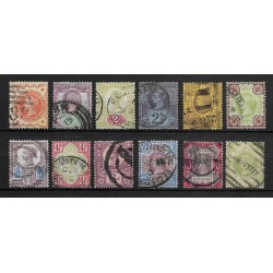 Velká Británie 86- 97./12/, 50. výročí vlády královny Viktorie,o,