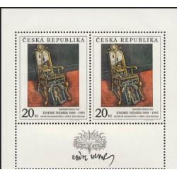 131.-,KD, Umělecká díla na známkách 1996,**,