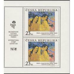 192.-,KL, Umělecká díla na známkách,**,