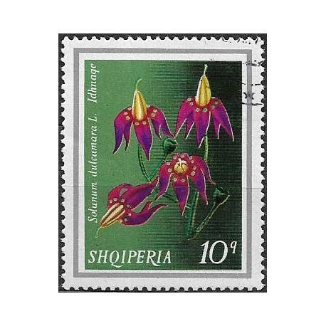 1698.- Albanie-  květiny,o,