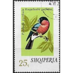 1710.- Albanie-  zpěvné ptactvo,o,