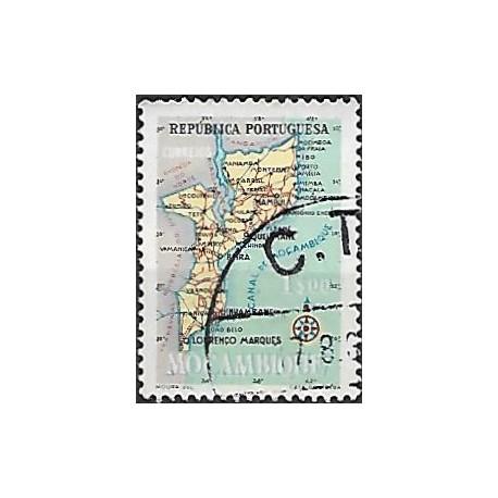 Mosambik Mocambique 444.- ,o,
