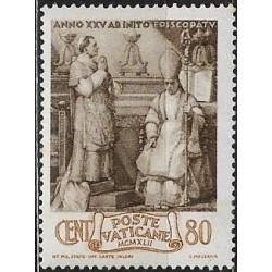93.- Papež Benedikt XV. ,**,