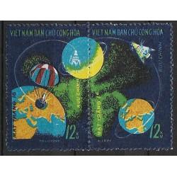 669/670. ,st, kosmonautika- Luna 16,**,