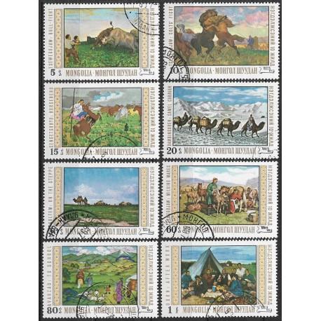 557- 564. ,/8/, národní muzeum v Ulan- Bátáru,o,