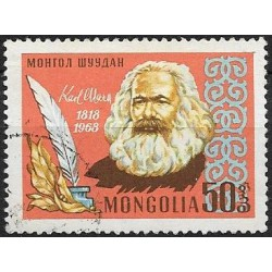 502.- Karel Marx ,o,