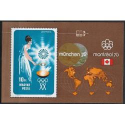 2854 Bl96 Mnichov 1972 MONTREAL 1976 ,**,