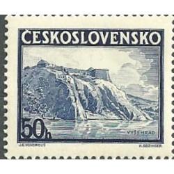 342- 343./2/, Výstava poštovních známek Praze PRAGA 1938 ,**,