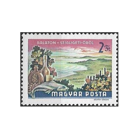 2420- Přírodní krásy- Balaton,**,