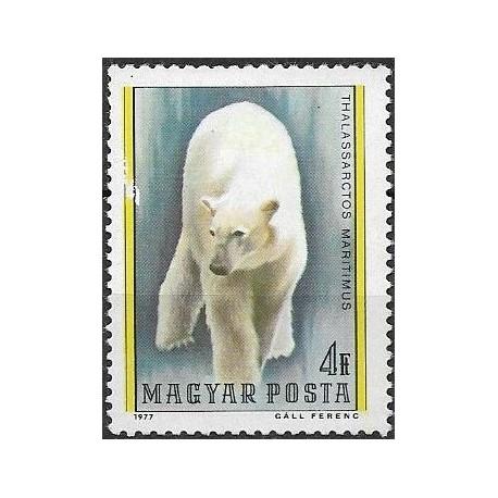 3246.- Medvěd lední,**,