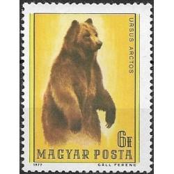3247.- Medvěd hnědý,**,
