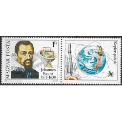 3459.,KP, Johannes Kepler 1571- 1630,**,
