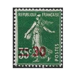 478.-přetisk- Francie,**,