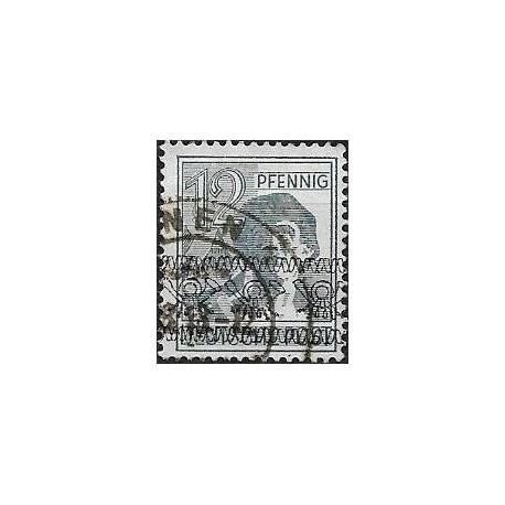 zAB 40.- měnová reforma-přetisk,o,
