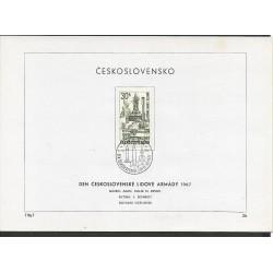 """1643.,NL26., Den československé lidové armády,o"""","""