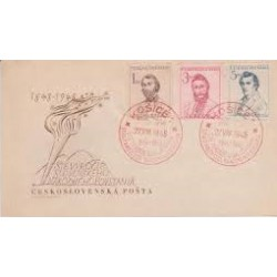 """481- 483./3/,FDC/1/, 100. výročí Slovenského povstání,o"""","""