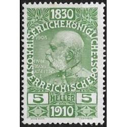 0164- Císař František Josef ,*,