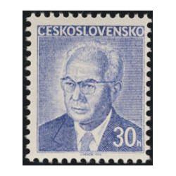 2165- 2166.,/2/, Prezident Gustav Husák,**,
