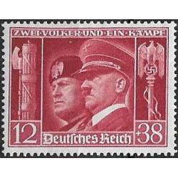 763. Německo- Itálie,**,