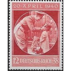744. Adolf Hitler ,**,