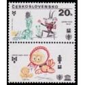 2388- 2392./5/,KD, VII. BIB Bratislava - Unesco,**,