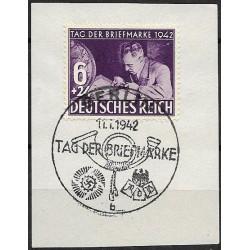 """811. Sběratel poštovních známek,o"""","""