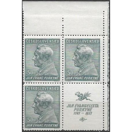 322- čtblKP, 150. výročí narození J.E.Purkyně,**,