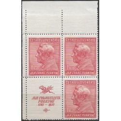323- čtblKL, 150. výročí narození J.E.Purkyně,*,