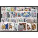 830- 859./30/, Kompletní ročník poštovních známek 1989  ,**,