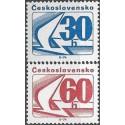 2120 - 2121./2/, Svitkové výplatní známky,**,