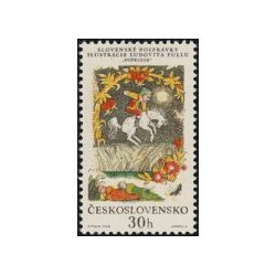 1734- 1739./6/, Slovenské národní pohádky,**,