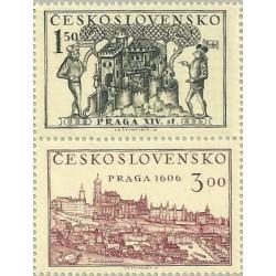 558.560,St, Celostátní výstava poštovních známek PRAHA 1950,**,