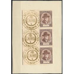 288.-35.064,KL, 85. narozeniny T.G.Masaryka,o-,