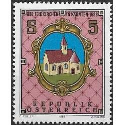 1933. 1100 let Feldkkrichen,**,