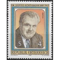 1941. 100. od narození Geburtstag von Leopold Schonbauer,**,
