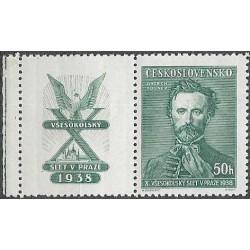 339.-,KL, X. všesokolský slet v Praze,**,