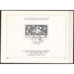 """2496./1/,NL12./1/, 100. výročí narození Pabla Picassa ,o"""","""