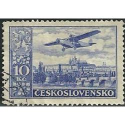 13.- Letecké- definitivní vydání,o,