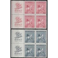 433- 434./2/,ctbl,KKL,1.výročí Květnového povstání,**,