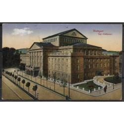 Hoftheater Stuttgart ,o,