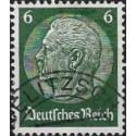 516.-  Paul von Hindenburg ,o,