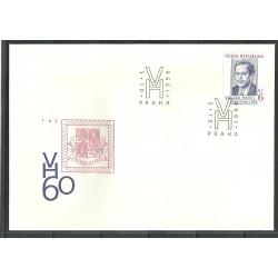 124.FDC, Václav Havel,o-,