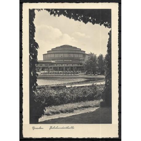 Německý gymnastický a sportovní festival Breslau 1938 ,o-,