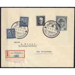 324- 325,37.117 T. G. Masaryk smutek, R-NÁLEPKA ,o-,