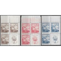 467- 469,KP,VK4,/3/, XI. Všesokolský slet v Praze- alegorie,**,