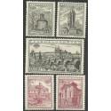 853- 857.a,/5/, Mezinárodní výstava známek PRAGA 1955,*,