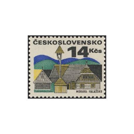 1884.- Lidová architektura- Valašsko,**,